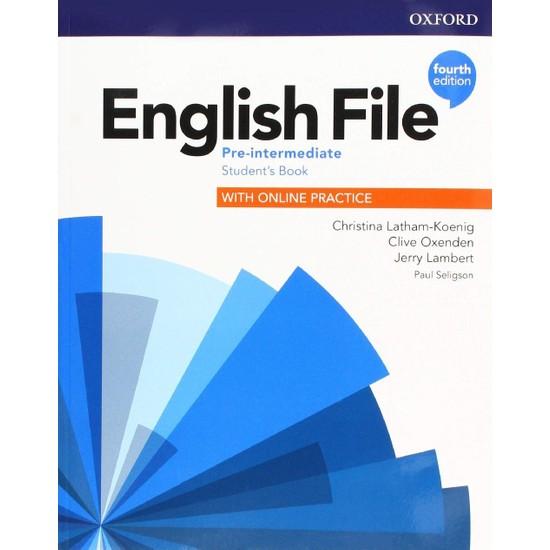 English File Pre-Intermediate (4th Edition)