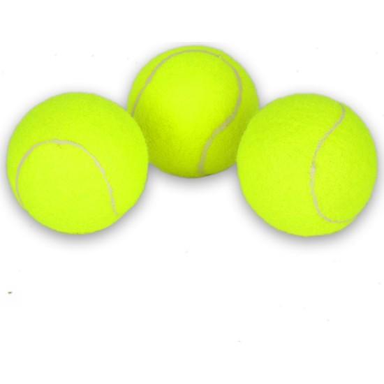 Bestpet Köpek Oyun Tenis Topu 3'lü