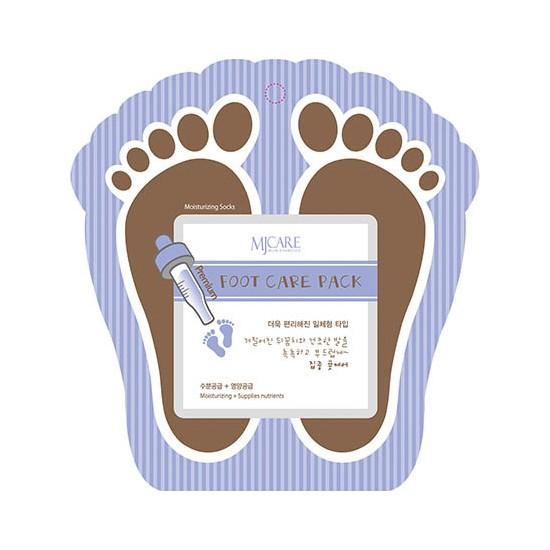 Mjcare Premium Foot Care Pack - Çorap Tipi Ayak Bakım Maskesi