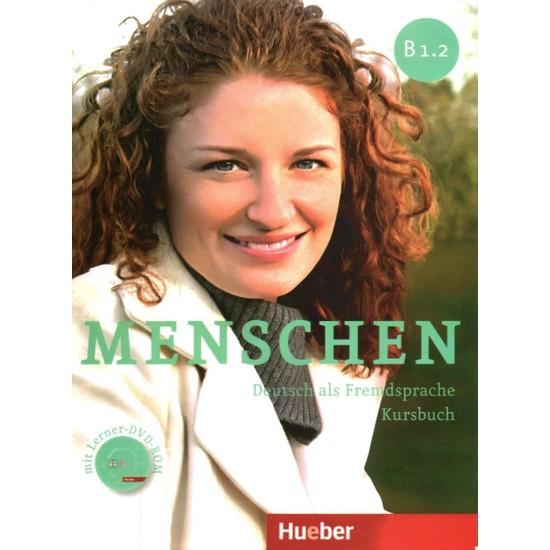 Menschen B1.2 Kursbuch + Arbeitsbuch + CD