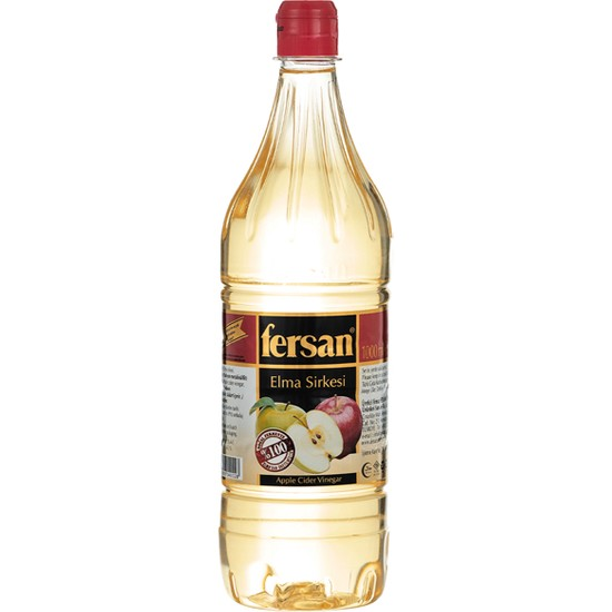 Fersan Elma Sirkesi Pet 1000 ml