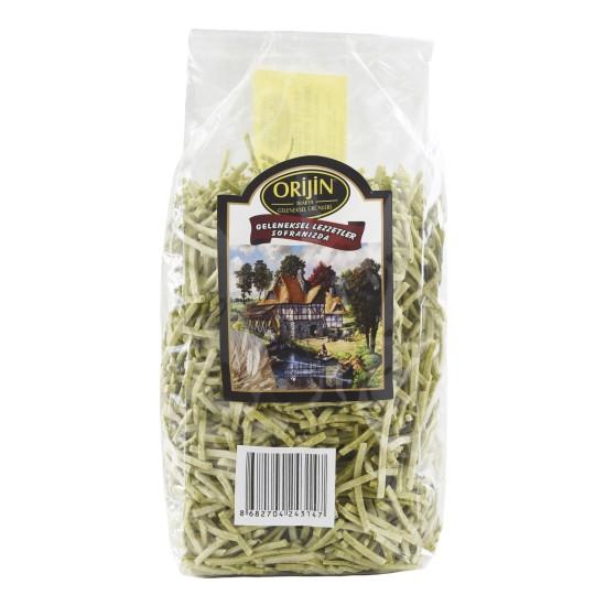 Orijin Ispanaklı Erişte 500 gr