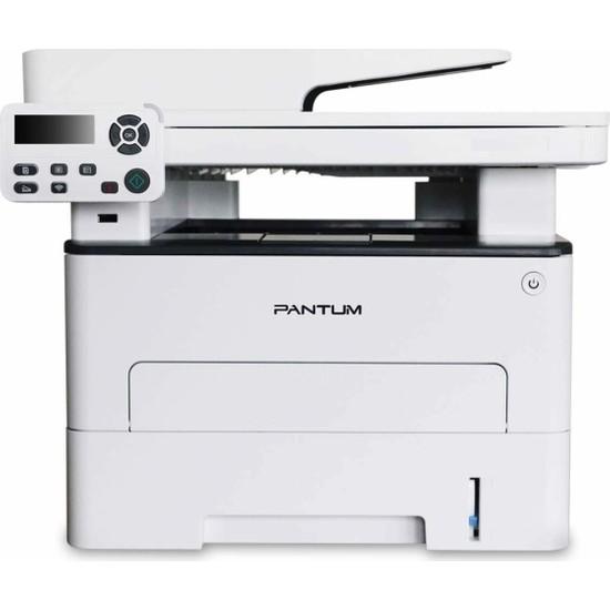 Pantum M7105DW (Wi-Fi - Dubleks Baskı - Çok Fonksiyonlu Lazer Yazıcı