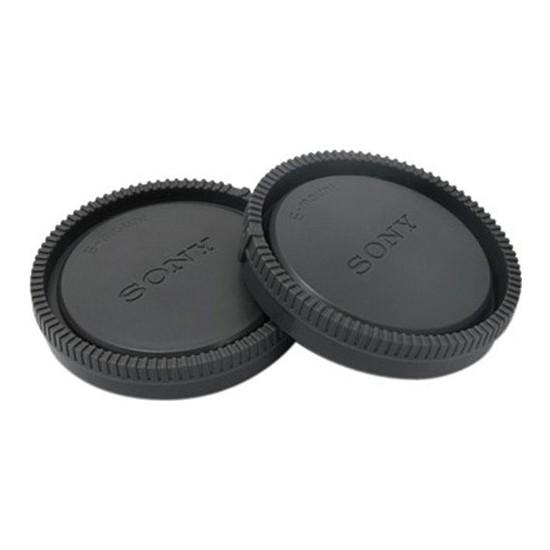 Sony E-Mount Body ve Lens Kapak Seti