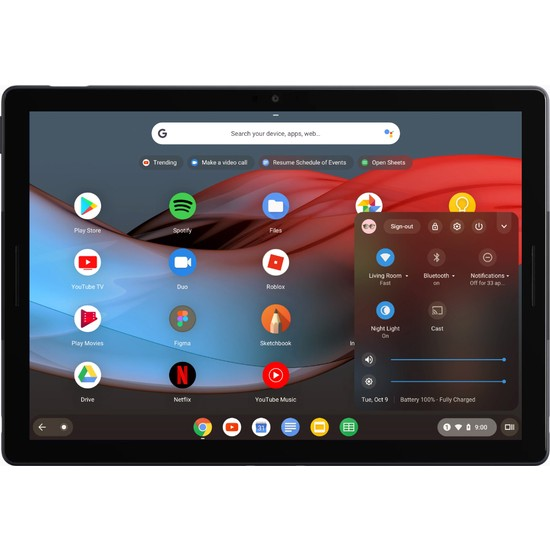 Google Pixel Slate Tablet 12.3'' Intel Core M3 8GB Ram 64GB (Yurt Dışından)
