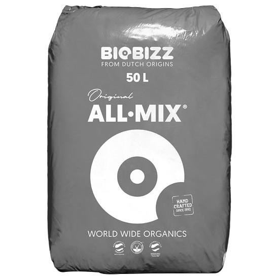 Biobizz All Mix Organik Toprak - 50 Litre