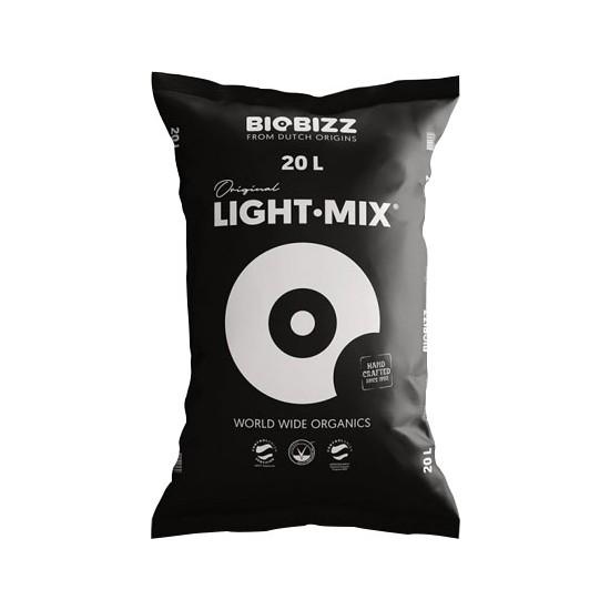 Biobizz Light Mix Organik Toprak - 20 Litre