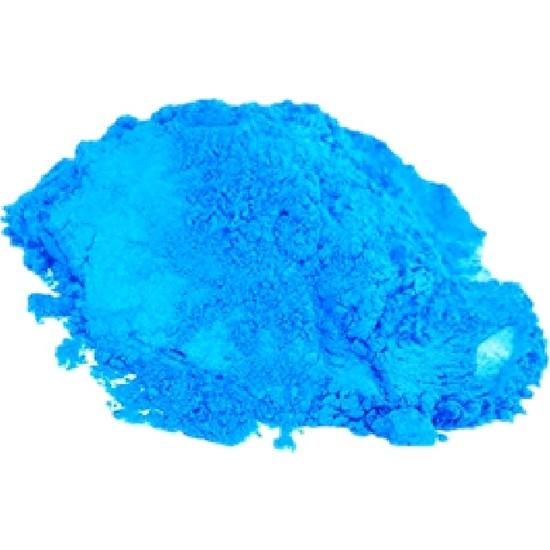 Brtrkimya Bright Blue 10Gr Sedef Epoksi Metalik Toz Pigment