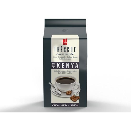 Trescol Kenya Aeropress için Öğütülmüş Kahve 250 gr İnce Aeropress