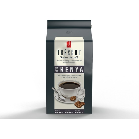 Trescol Kenya French Press için Öğütülmüş Kahve 250 gr İri French Press