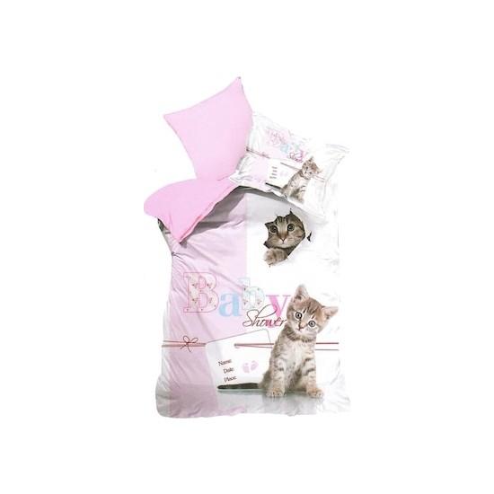 Laura Bella Baby Shower Bebek Nevresim Takımı 3 Boyutlu