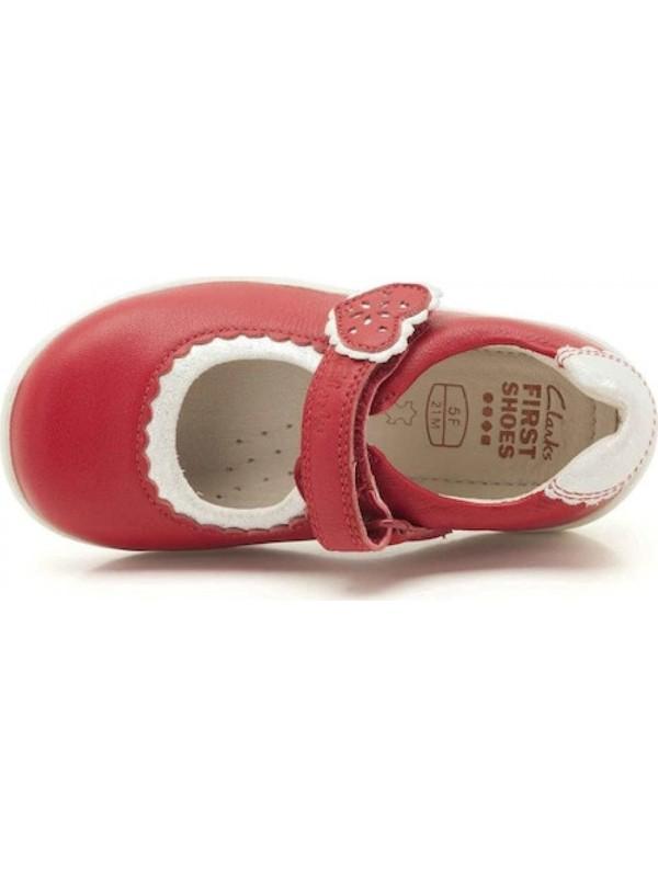 Clarks Softly Heart Fst Kız Çocuk Ayakkabı