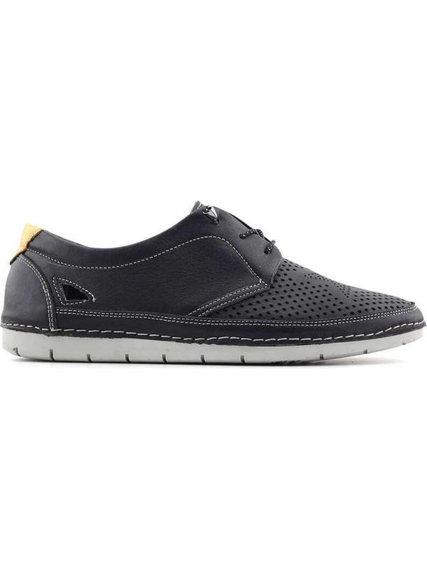Evida 2696 Deri Kadın Ayakkabı