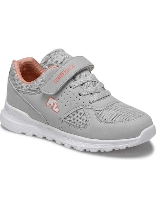 Lumberjack Sant Açik Gri Kız Çocuk Yürüyüş Ayakkabısi