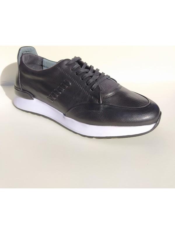 Marcomen 11177 Deri Spor Erkek Günlük Ayakkabı