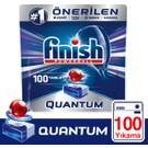 Finish Quantum 100 Tablet Bulaşık Makinesi Deterjanı