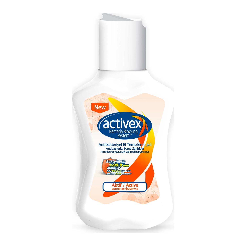 activex antibakteriye el temizleme jeli aktif 100 ml