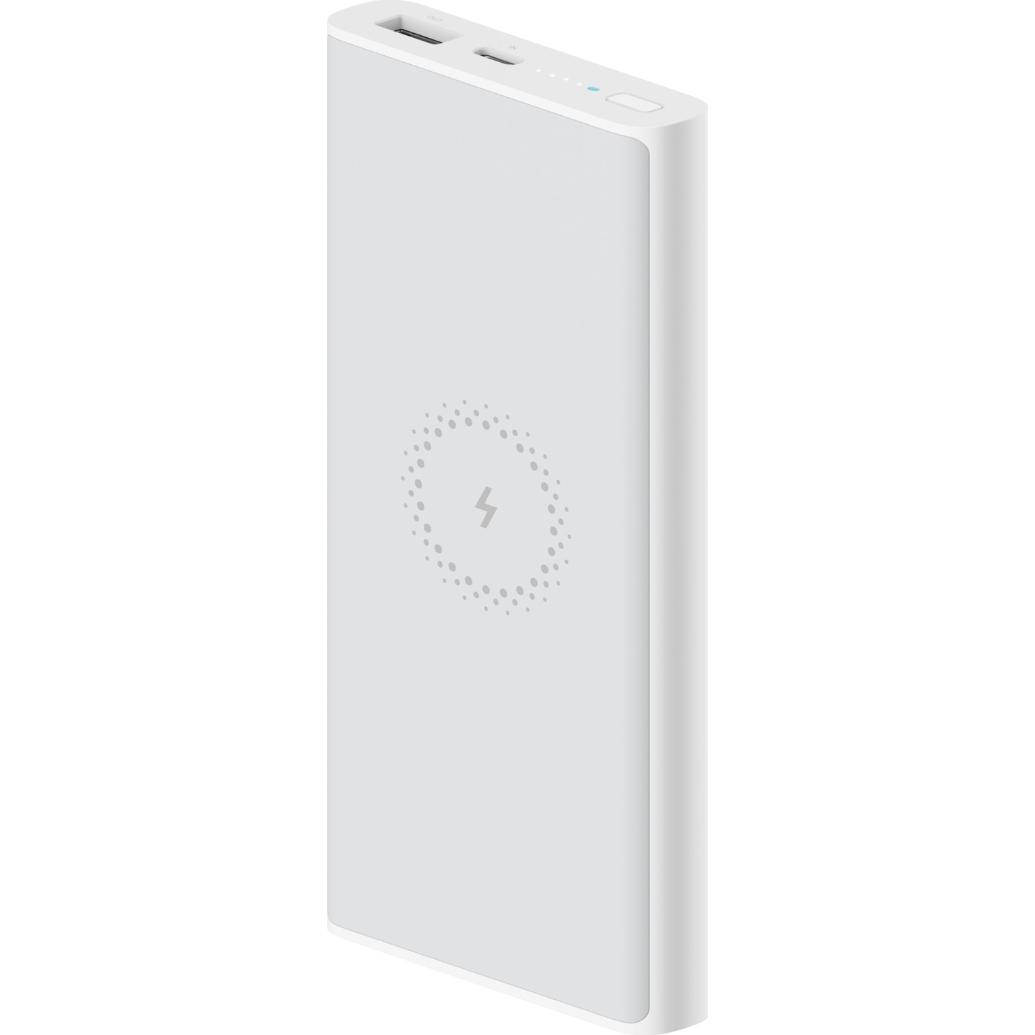 Xiaomi 10000 mAh PD 10W Qi Power Delivery Powerbank Beyaz