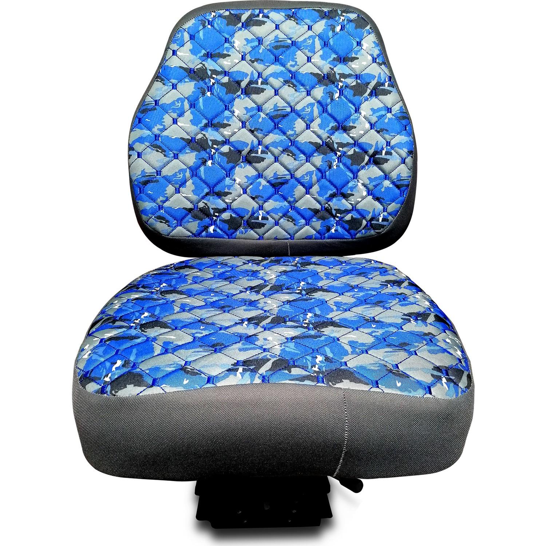 Binbir Trend Traktor Koltuk Kilifi Universal Mavi Kamuflaj Fiyati