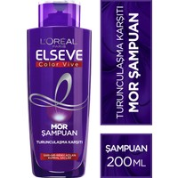 L'Oréal Paris Elseve Mor Şampuan Turunculaşma Karşıtı