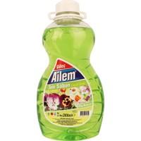 Güleç Ailem Sıvı El Sabunu 2 lt Yeşil