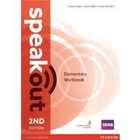 Speakout Elementary Workbook (2nd Edition)