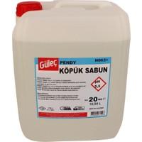 Güleç Pendy Sıvı El Sabunu Köpüklü 20 kg