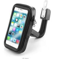 CoverZone Motosiklet Telefon Tutucu Su Geçirmez Fermuarlı Kılıf
