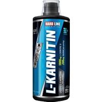 Hardline L-Carnitine Sıvı 1000 ml Limon Aromalı