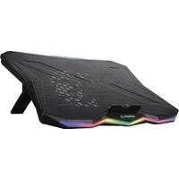 Rampage Addison AD-RC8 Showy 15-17 RGB Notebook Laptop Soğutucu