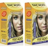 Norman Professional Yüksek Performanslı Yoğun Saç Açıcı 2 Adet