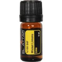 El Attar Spaın %100 Saf ve %100 Doğal Misket Limonu Yağı (Parfüm Yapımı Için De Uygun Esansiyel ve Uçucu)