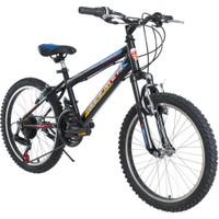 Tunca Rocket 20 Jant 7 - 10 Yaş Ön Amortisörlü Vitesli Çocuk Bisikleti