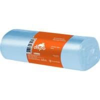 Dispo Standart Orta Mavi Çöp Torbası 20'li 55 x 60