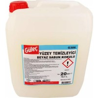 Güleç Yüzey Temizleyici Beyaz Sabun Kıvamlı kg