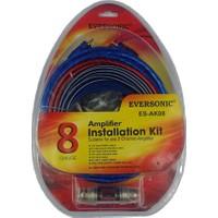 Eversonic ES-AK08 8GA SES Sistemi Montaj Kiti