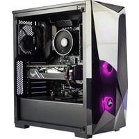 GamingTech Noldor X AMD Ryzen 5 3600 16GB 1TB + 480GB SSD GTX1660 Super Freedos Masaüstü Bilgisayar