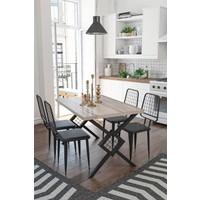 Wood House Berlingo Yemek Masası Takımı Cordoba