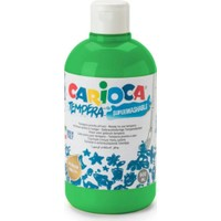 Carioca Süper Yıkanabilir Parmak Boya - Koyu Yeşil