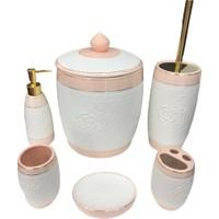 Ceyka Porselen 6 Parça Banyo Takımı