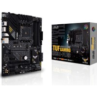 Asus TUF Gaming B550-Plus AMD B550 4600 MHz DDR4 Soket AM4 mATX Anakart
