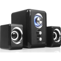 Dark SP211 2+1 Multimedia USB Speaker Hoparlör (DK-AC-SP211)