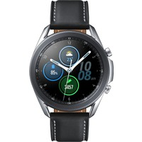 Samsung Galaxy Watch 3 (45mm) - Mystic Silver - SM-R840NZSATUR (Samsung Türkiye Garantili)