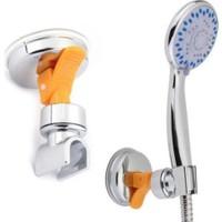 Oskar Vakum Askılı Duş Seti Duş Takımı