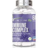 Lactone Immune Complex 650 mg / 60 Kapsül