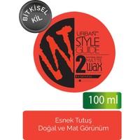 URBAN Care Style Guide Matte Aqua Wax 100 ml