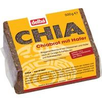 Delba Chiabrot Mit Hafer Chialı - Yulaflı Tam Tahıl Ekmek 500 gr