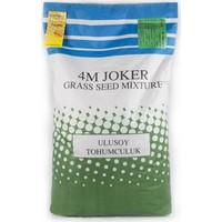Ulusoy Tohumculuk 4M Joker Gold Çim Tohumu Karışımı 10Kg