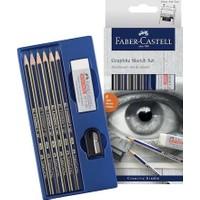 Faber-Castell Goldfaber Dereceli Kalem Çizim Seti