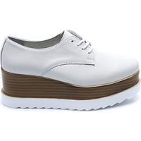 Rouge Deri Dolgu Topuklu Kadın Günlük Ayakkabı 1320